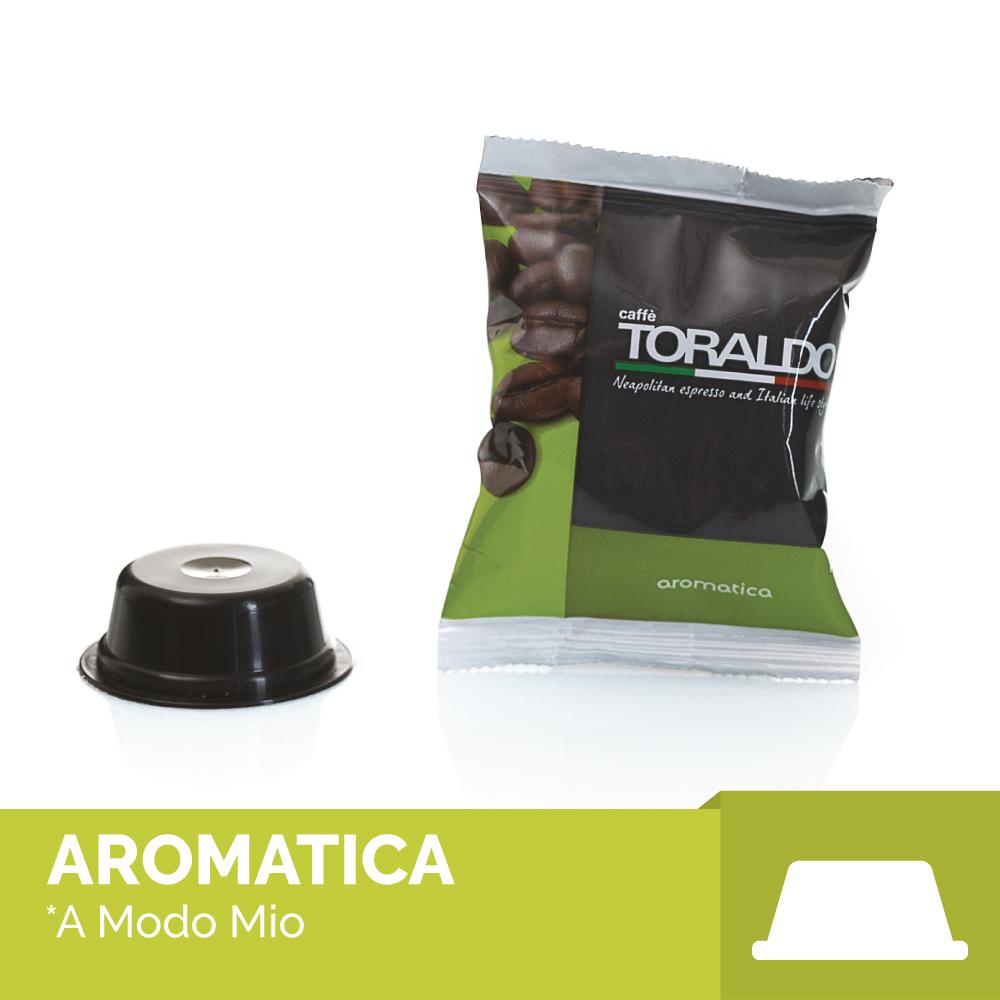 Capsule Compatibili A Modo Mio* - Miscela Aromatica 2 Box (200 pezzi)